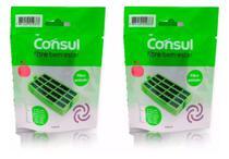 2 Filtro Bem Estar Anti bacteria Original Consul W10515645 -