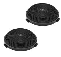 2 Filtro Carvão Coifa Electrolux 90ct 90cv 90cit 60ct 60cv Original -