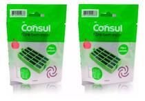 2 Filtro Refil Consul Bem Estar Original W10515645 -