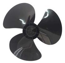 2 hélices p/ ventilador britania 30cm sp turbo silencium pr - Mebrasi