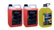 2 Impact Apc Ultra Concentrado Para Limpeza Auto Vonixx -