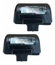 2 Lanterna De Placa Ford Transit Furgao E Van Original Ford -