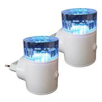 2 Mini Arandelas Simples de LED - DNI 6939 - Key West