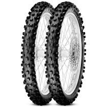 2 Pneu Mini Moto Pirelli 2.50-10 33J Scorpion MX Extra J -