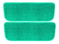 2 Refil Rodo Mop Spray Almofada Microfibra Esfregão - 123Útil