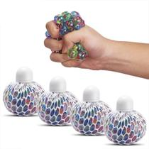 2 Squishy Mesh Ball Slime Bola Anti Stress Fidget toy - YAHA