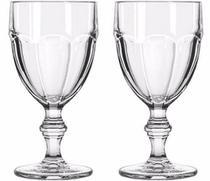 2 Taças de Vinho e Água Country 310ml -  Libbey -