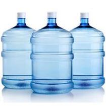 20 lts de agua mineral com vasilhame - Cristal.