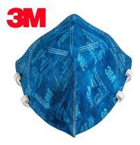 20 Máscaras pff2 3M 9820 +br de proteção respiratória com selo Inmetro CA 41.514 n95 - 3M BRASIL
