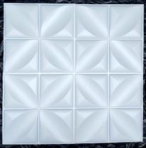 20 placas de PVC 3D Revestimento para parede - Vital Decor