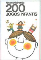 200 jogos infantis - Itatiaia editora -