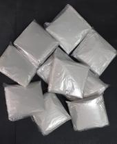 200 peças de Capa de Chuva Transparente Descartável Tamanho Único -
