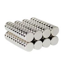 20pcs. Imã De Neodímio 10x4 Super Forte 10mm X 4mm - N35 - Neoimã