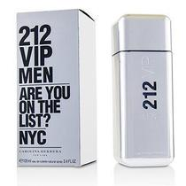 212 vip men edt 100ml - Carolina herrera