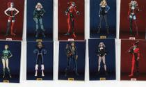 27 ímas Harley Quinn (Uniformes da Arlequina) - Daniblá
