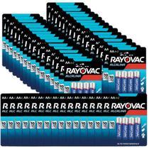 288 Pilhas AA Alcalina RAYOVAC 48 cartelas -