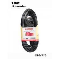 2M 3M 5M e 10M Extensão Para Cozinha elétrica 3 Pinos 110/220v - Compre já - Eletrogm