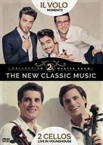 2X NEW CLASSICAL - IL VOLO AT TV MOMENTS e 2 CELLOS AT ROUNDHOUSE 2011 - Sm