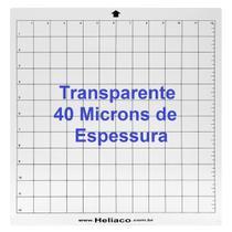 3 Bases De Corte Para Silhouette Cameo 30x30 Com Cola - 40mm - Helíaco
