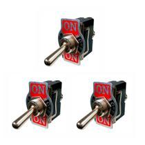 3 Chaves de Uso Geral 3 Posições - 240W - DNI 2082 -
