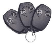 3 Controle Remoto 2 Canais Para Portão Eletrônico Basculante Deslizante DZ3 DZ4 Nano Slim SK Atto Turbo BL Rossi 433 Mhz -