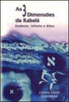 3 dimensoes de kabala, as - Sefer -