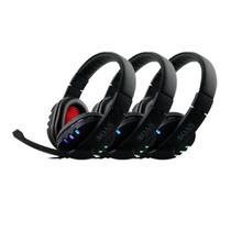 3 Fones De Ouvido Gaming USB BQ-9700 - Boas