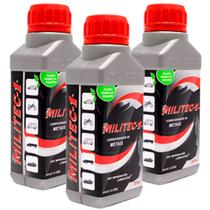 3 Militec 1 Condicionador De Metais 600 ml 100 Original