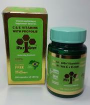 3 Propolis Verde capsula waxgreen -