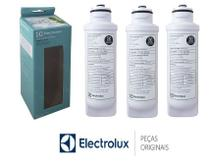 3 Refis para Electrolux PA10N, PA20G, PA25G, PA30G e PA40G -