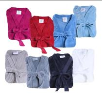 3 Roupões Ultra Macio Special G Kimono - Branco - Bene Casa