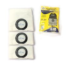 3 Sacos Descartáveis Aspirador de Pó Black & Decker LAS 1100 - Portopel