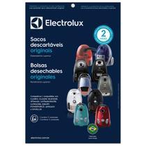 3 Sacos para Aspirador Electrolux Clario, Classic Silencer, Jetmaxx, Ultrasilencer, Ultraone, Equipt, Powerforce SBECL -