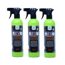 3 Tenso Limpador Multiuso Limpa Tudo Biodegravel Maxbio -