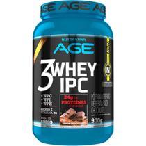 3 Whey IPC 900gr - Nutrilatina -