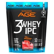 3 Whey Ipc Age Pouch 1,8Kg Nutrilatina Age -