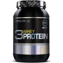 3 Whey Protein 900g - Probiótica -
