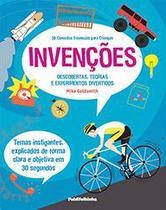 30 conceitos essenciais para criancas: invencoes - descobertas, teorias e e - Publifolhinha