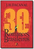 30 romances brasileiros - Besourobox -