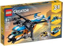 31096 - LEGO Creator - Helicóptero de Duas Hélices -