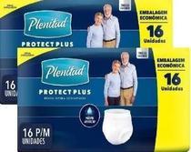 32 Roupa Intima Plenitud Protect Plus P/m 2 pacotes Com 16 Un -