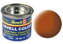 32185 - Tinta Enamel Marrom Fosco - Esmalte - Revell -