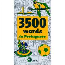 3500 Words In Portuguese - Disal