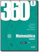 360 matematica 1 - ftd -
