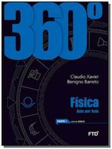 360o FISICA: AULA POR AULA - VOL. UNICO - PARTE 1 - Ftd