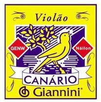 3ª CORDA P/ VIOLAO GENW3 CANARIO SOL NYLON -