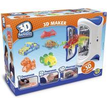 3D Magic Maker Forno - DTC -
