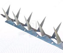 3m Lança Dupla para muro espeto cortante 2mm - 3 metros - JJ