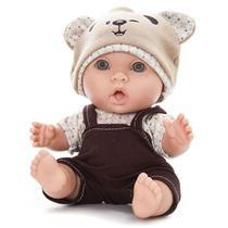 4 Boneco Bebê Menino Infantil Baby Bichinhos Ursinho Bee Toy - Beetoys