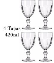4 Taças Country 420ml - Libbey -